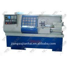 CJK6136A High precision horizontal flat bed CNC lathe machine