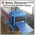 1100 roof metal glazed tile machine in china,roof tile making machine