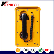 Heavy Duty Telephones Auto Dial Phone Tunnel Phone Knsp-10 Kntech