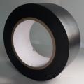 PVC negro cinta de protección para ventana de aluminio