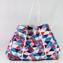 Hot Sale Quality Beautiful Designer Neoprene Beach Bags