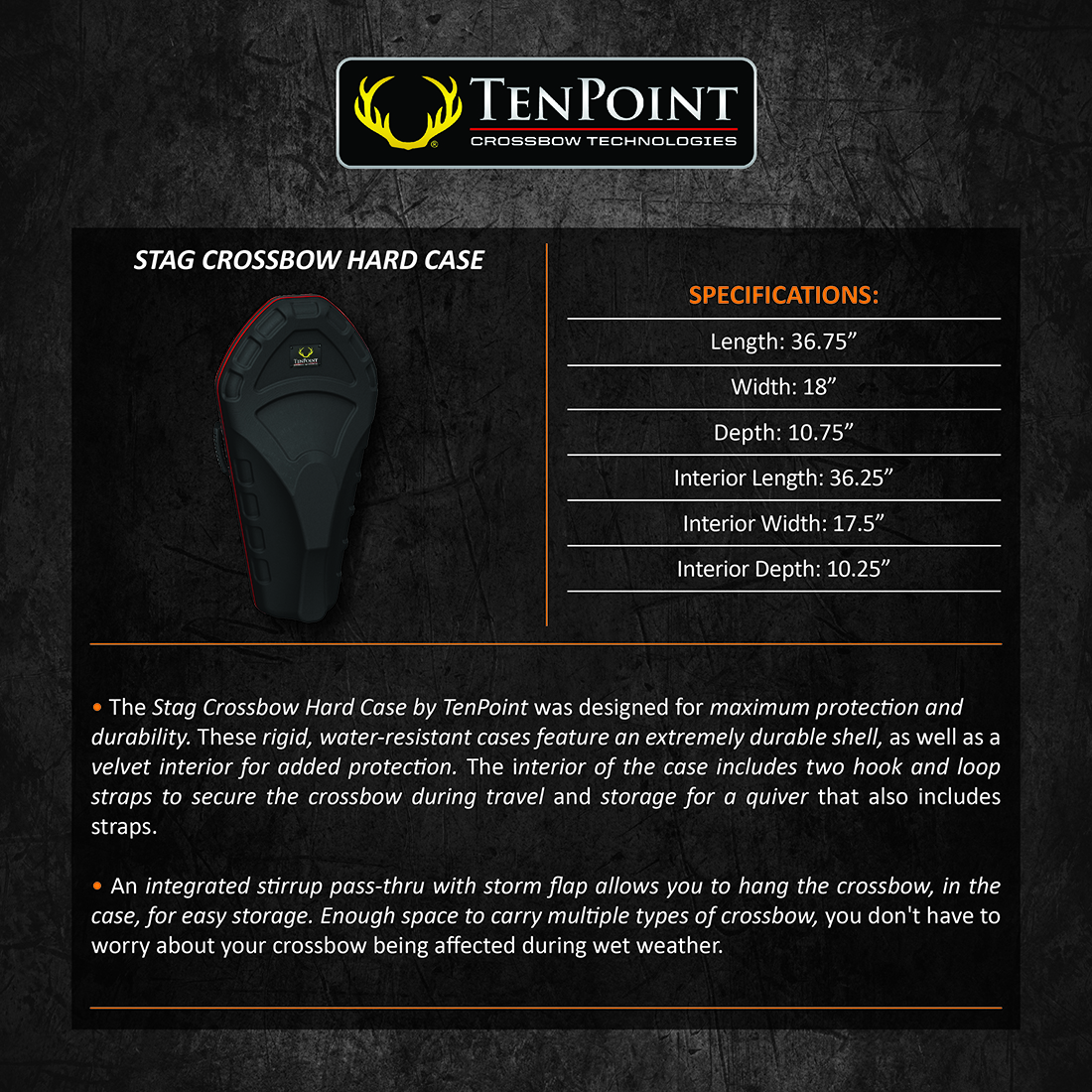 TenPoint_STAG_Hardcase_Product_Description