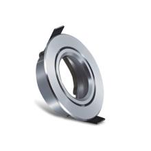 GU10 Квадратный утопленный точечный светлый корпус