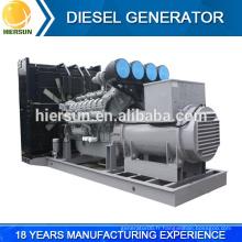 Générateur diesel 640kw / 800kva avec moteur Perkins fabriqué en Chine en gros