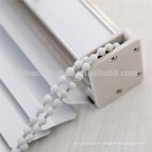 2016 neue haltbare Perlenkette Aluminium Latten Jalousien