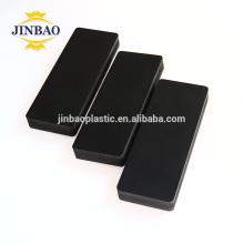 JINBAO Haute densité décorative sculpter le panneau de mousse de PVC pour l'affichage