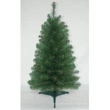 Realist Künstlicher Weihnachtsbaum mit String Licht Multi Farbe LED Dekoration (5TAE)