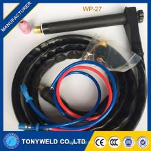 Wp 27 refrigerado por agua tocha tig