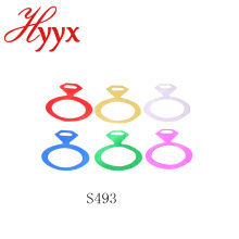 HYYX High Holiday Holiday Gift Artesanía Año Nuevo confeti