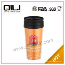 Эко дружественных BPA Бесплатный проезд кофе кружки