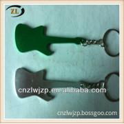 aluminum hot red fashion bottle opener key chain