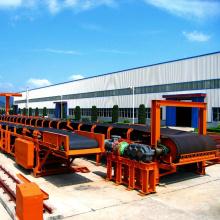 Transportador de cinta fija de uso general y servicio pesado Dtl