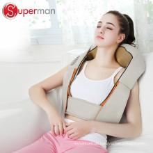 Nacken- und Schultermassager mit Shiatu und Heizknetmassage
