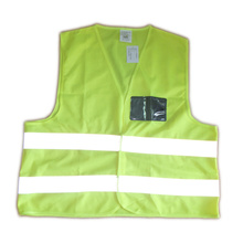 Big discounting for Custom Reflective Safety Vest Reflective Vest Biking with ID Delivery on time supply to Angola Wholesale