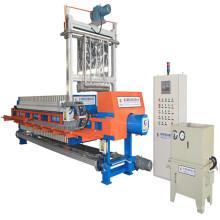 1250 cámara de membrana automática pp filtro de prensa
