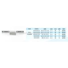 Sigma escorregador travolator pente DSA2001558A / B / C / D / E / F, DSA2001559A / B