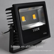 For football field high lumen solar led flood light