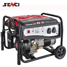 13 hp 4.5 Kva convenient single phase gasoline generator set