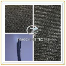 Tela de tejido rígido 3D para cortina y uso militar