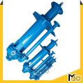 Pompe à boue submergée verticale centrifuge en métal pour la métallurgie