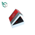 Black And Red Custom Fashion Design Magnet Paper Box