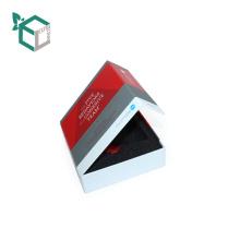 Schwarzer und roter kundenspezifischer Mode-Entwurfs-Magnet-Papierkasten