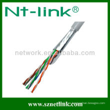 23AWG 8 pares ftp lan cable cat5e