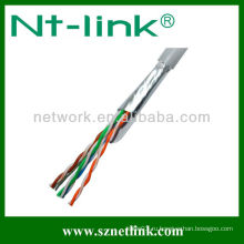23AWG 8 пар ftp lan cable cat5e