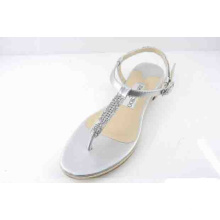 New Style of Lady Flat Casual Sandals (HCY02-105)