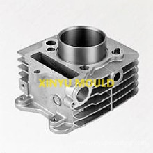 China Factories for Motorcycle Aluminum Parts Castings Automobile Engine Cylinder body supply to South Korea Factory