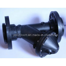 Y Type Diaphragm Valve Dn80 for Industail Water Treatment System