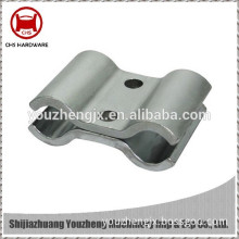 China customised aluminum tube clamp