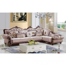 Royal Sofa, Fabric Sofa, Luxury Europe Sofa (A898)