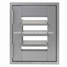 Outdoor Aluminum Louvre Window Shutters Made in China