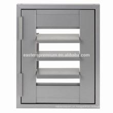 Obturadores duráveis da veneziana da janela de alumínio do projeto original