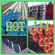 Quente venda sem costura Fluid pipe em Liaocheng