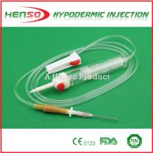 Стерильный одноразовый набор для переливания крови