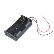 Провод ведет Li-ion 18650 Батарея Держатель