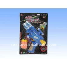 Super poder brinquedo arma bala macia
