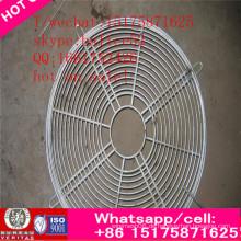 Kühler Fan Metall Fingerschutz / 60mm Stahl Metall Fan Grill