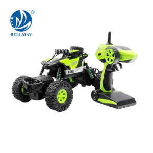 NEW!!! 1:16 Scale 2.4G 4 drive double steering waterproof crawler 4WD RC Car Toys