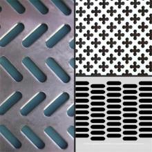 Hoja Perforada de Acero Inoxidable / Hoja de Metal Perforada / Malla Perforada