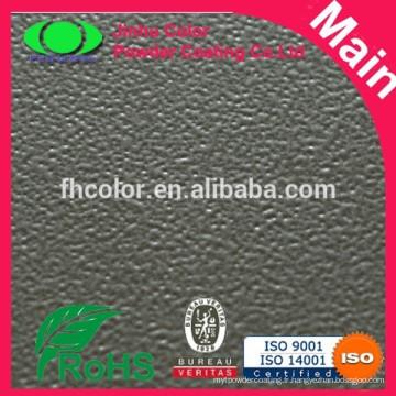 Peinture en poudre de texture de finition de rides de bonne qualité de l'usine chinoise