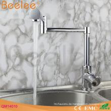 Neues Design Drei Falten Spezielle Wasserhahn Küche (QM14010)