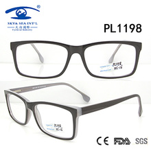 2017 Square Shape PC Eyewear for Wholesale (PL1198)