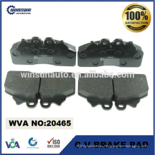 29256 Iveco Eurocargo truck disc brake pad