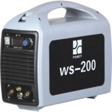 2 em 1 máquina de solda de argônio MMA / TIG DC Inverter (WS160 / 180/200)