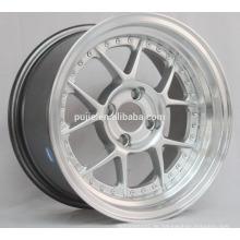 15x8 ET20 4x100 Silber Leichtmetallfelgen