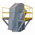 rubber belt bucket elevator machine