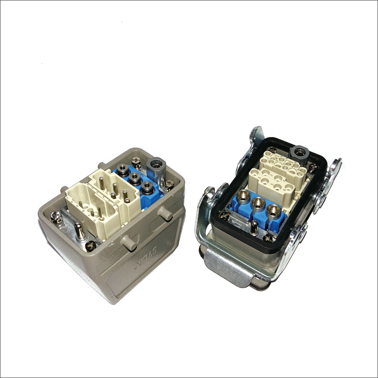 modular heavy duty connectors